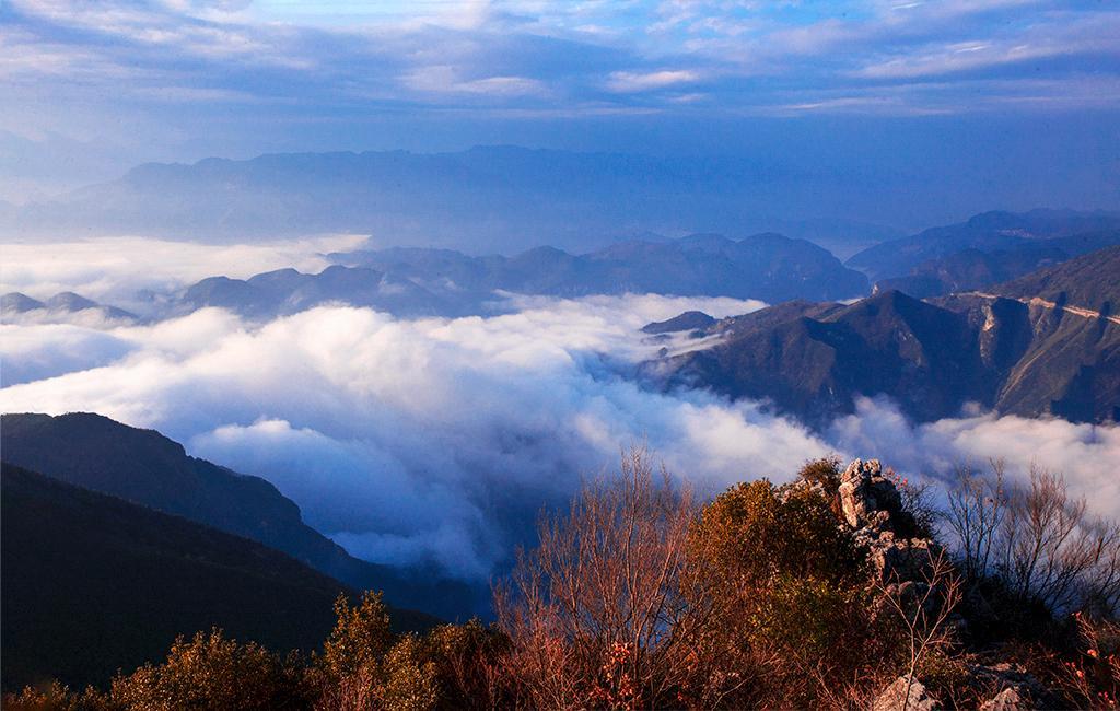 最美巫山 _ 自然风景 _ 中国风景摄影网