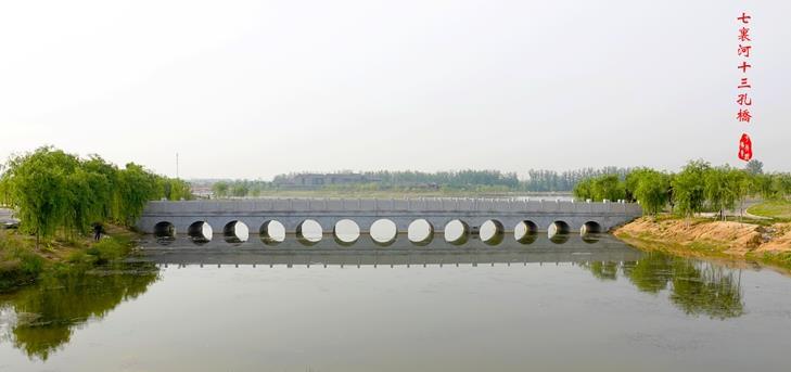己亥之夏【1】:菏泽七里河风景(于天银摄影)